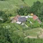 Luchtfoto De Reeborghesch