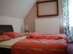 Slaapkamer bed and breakfast Wijngaard De Reeborghesch