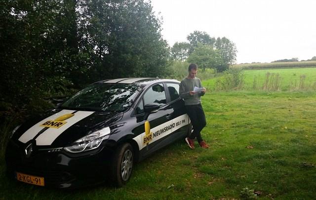 Interview BNR Nieuwsradio